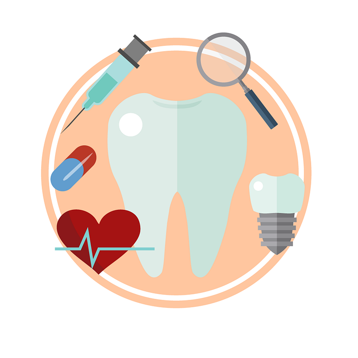 imagem ilustrativa de um dente